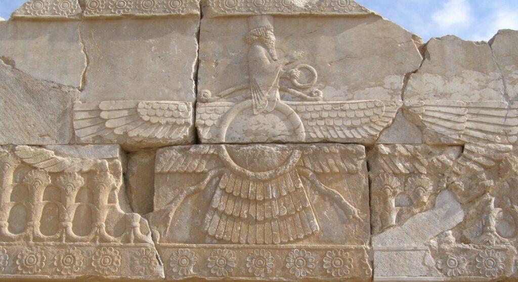 persisk ståthållare
