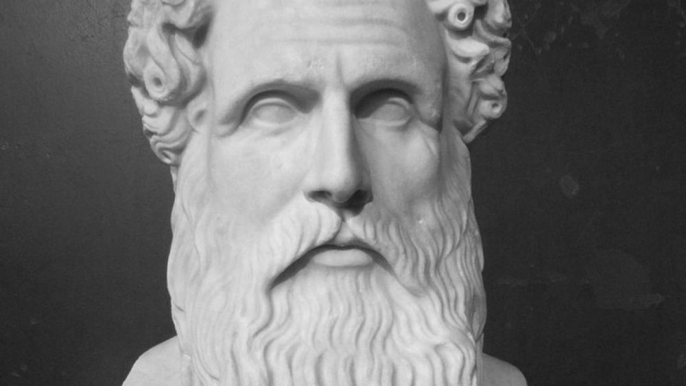 Zeno - the founder of Stoicism