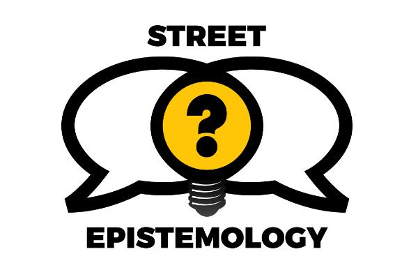 Logotype of Street Epistemology International.