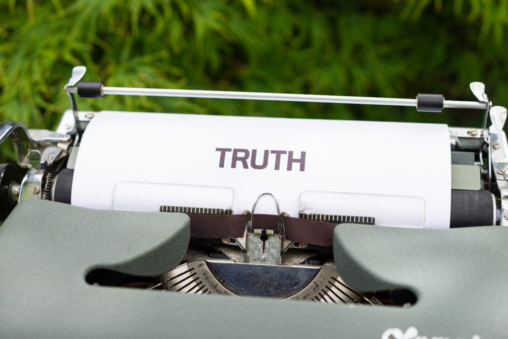 Is there one objective truth? Not according to postmodernism.