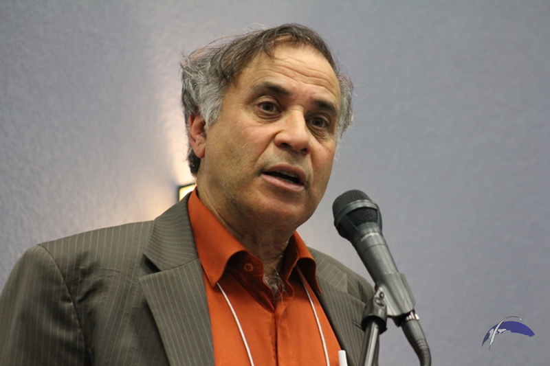 Dr. Robert Zubrin is a space exploration enthusiast with his eyes set on Mars.