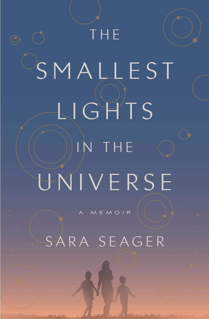 Sara Seager's book about her life, career and search for exoplanets.