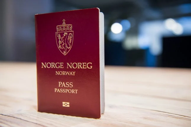 A Norwegian passport - is that enough to be seen as having a Norwegian identity? How does identity and citizenship go hand in hand?