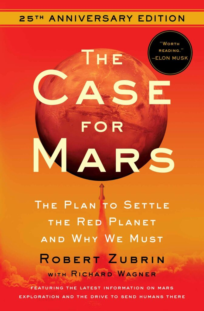 Robert Zubrin's book The Case For Mars. A must for every Mars enthusiast.